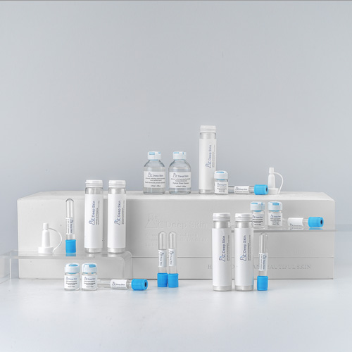 Vanadium peptide water repair professional sets